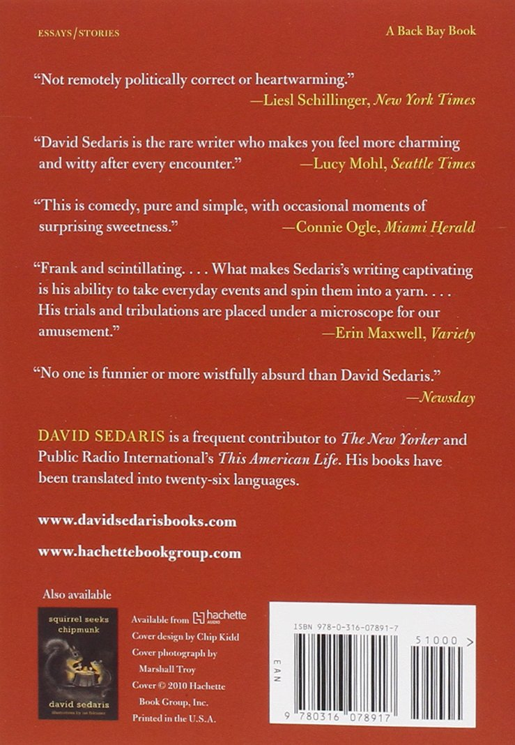 holidays on ice david sedaris 9780316078917 com books