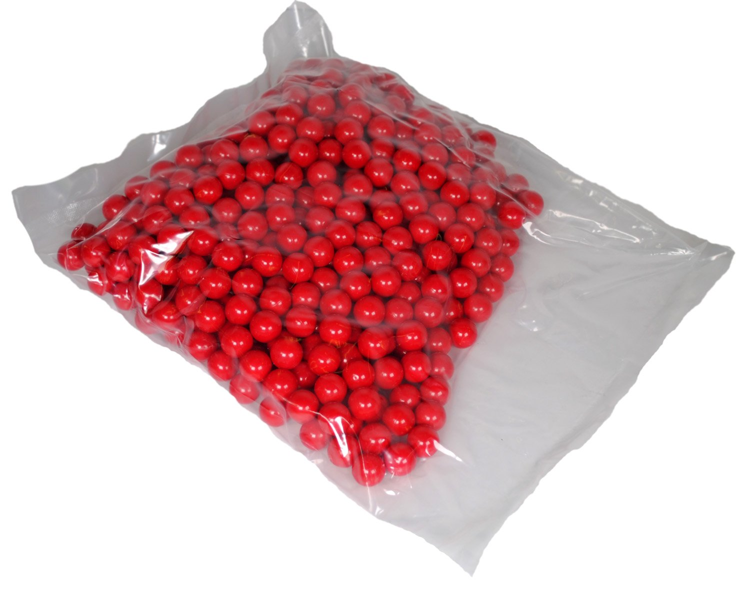 Shop4Paintball - .68 Caliber Scenario/General Play Paintballs (Blood Ball (Red/Red), Bag of 500) by Shop4Paintball