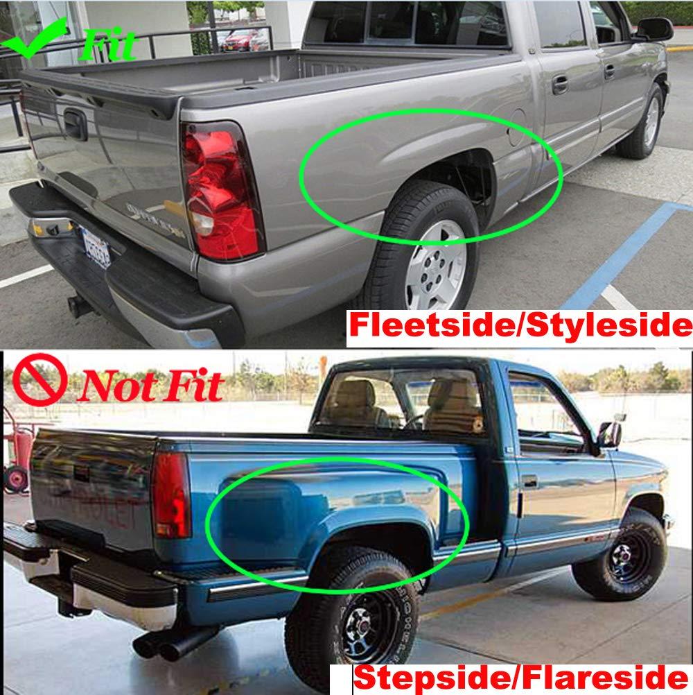 Fuyu Tri Fold Hard Tonneau Cover For 2015 2017 Chevrolet Colorado 5 2ft 62 4in Bed Buy Online In Belize At Desertcart