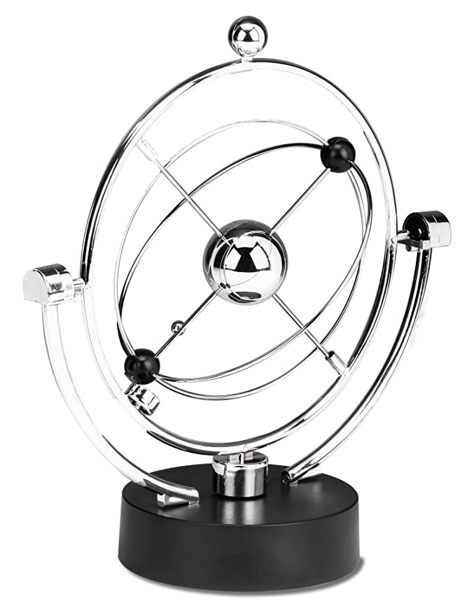 Amazon Com Perpetual Motion Desk Sculpture Toy