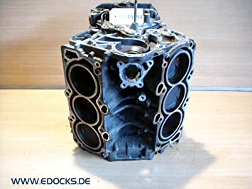 bloque de motor del motor del motor del Tronco frontera B 3,2 V6 Opel: Amazon.es: Coche y moto