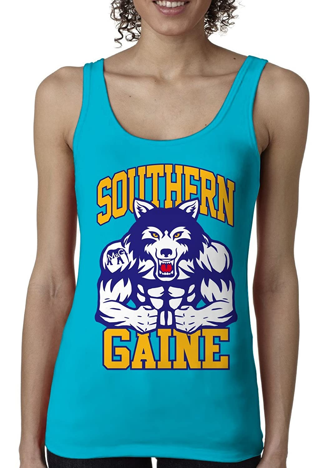 Bro Science Women's Southern Gaine Tank-top