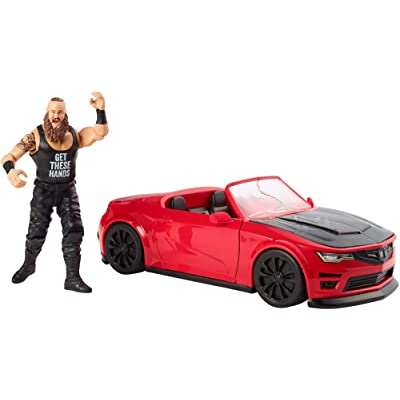 WWE Wrekkin' Slam Mobile: Toys & Games