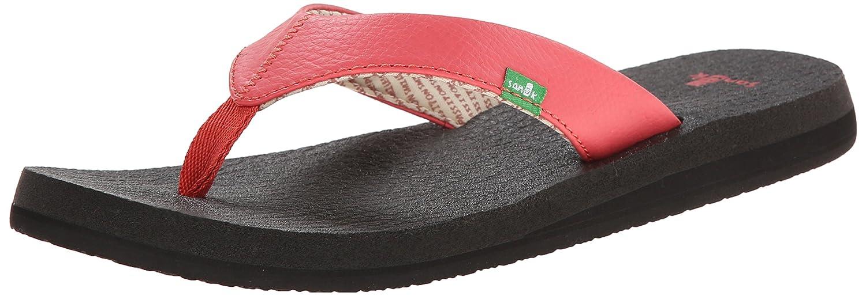 18c2f9fa9a851 Sanuk Women s Yoga Mat Flip-Flop  Sanuk  Amazon.ca  Shoes   Handbags