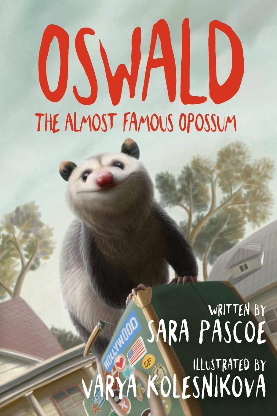 Oswald the Almost Famous Opossum pdf epub