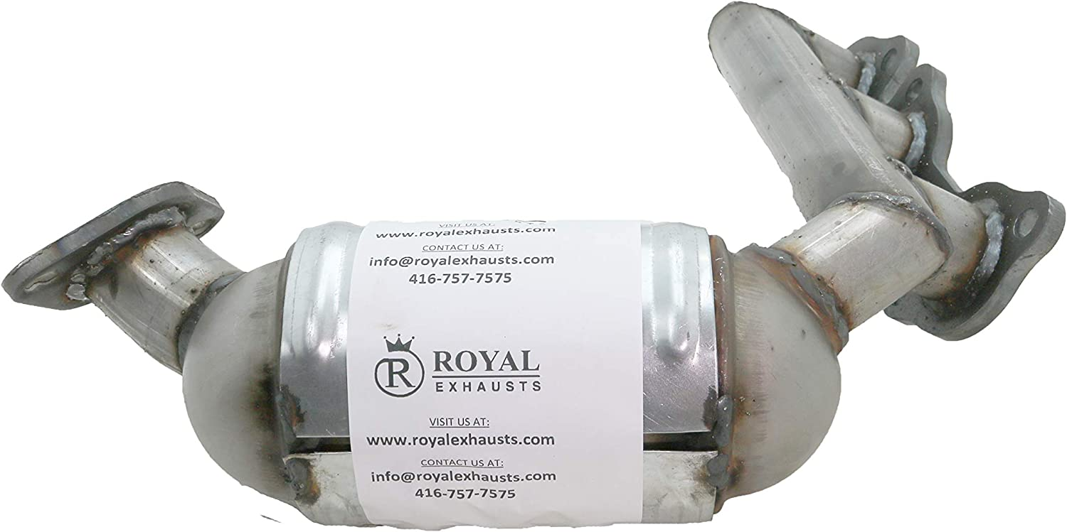 Catalytic Converter compatible with 2004-2006 Lexus RX330 2004-2006 Toyota Sienna 3.3L Right Side Manifold 2004-2007 Toyota Highlander