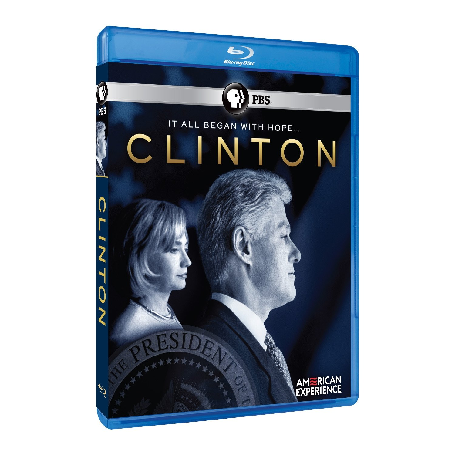 Blu-ray : American Experience: Clinton (2PC)