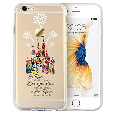 coque iphone 6 disney
