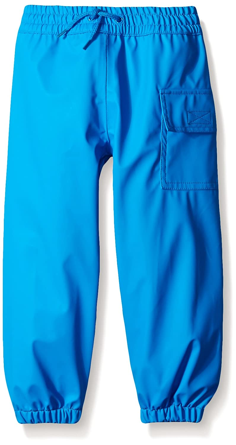 Hatley Boy's Splash Pants Rain Trousers Blue 2 Years RCPROYA001