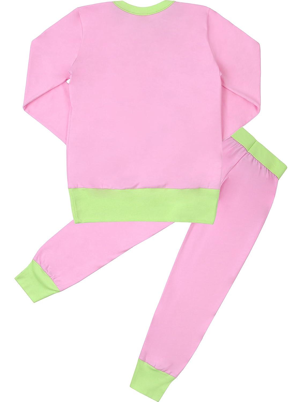 Italian Fashion IF M/ädchen Pyjama M006