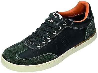 38422cb4aeec Dockers by Gerli Men s Lace-Up Flats Black Black  Amazon.co.uk ...