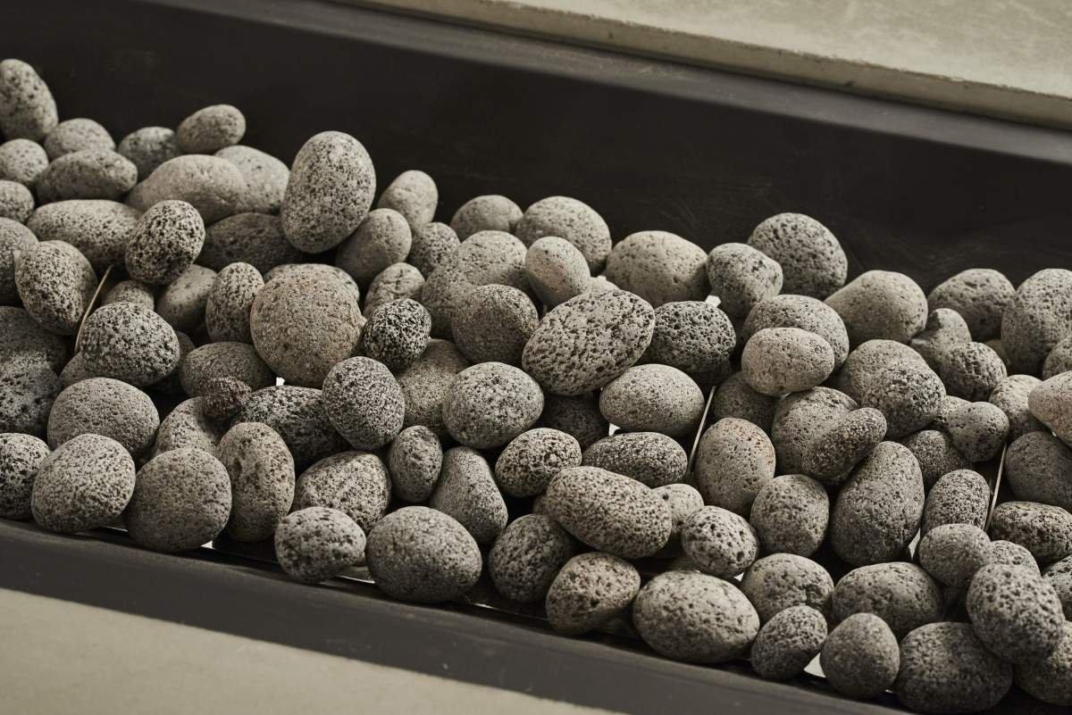 Outdoor Greatroom Tumbled Lava Rock44 6 lbs