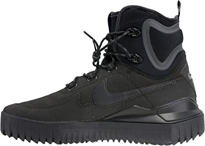 Nike Mens Air Wild Mid Boots Black