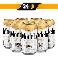 Cerveza Clara, Modelo Especial, 24 latas de 355 ml c/u