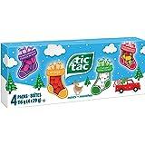 Tic Tac Mints Stocking Stuffer Xmas 116g, 4-pack