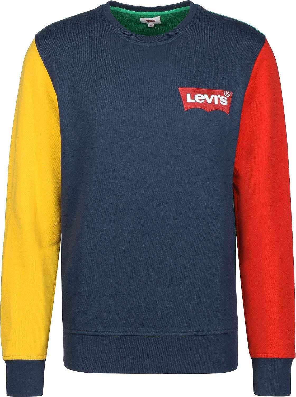 Levis ® Modern HM Crewneck Sudadera: Amazon.es: Ropa y accesorios