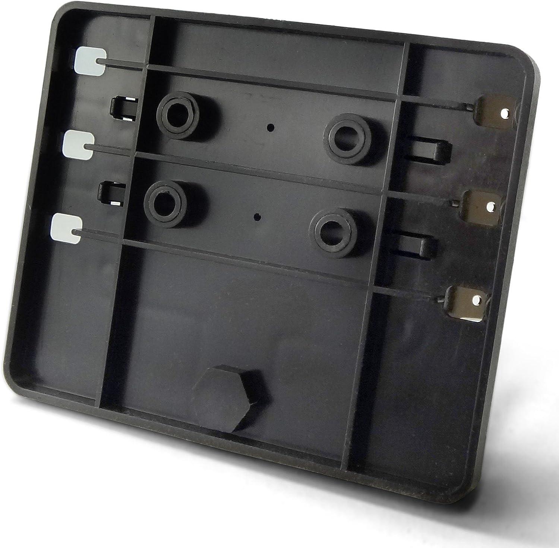 for Automotive and Marine 50 Caliber Racing Universal 6 Way LED Circuit Blade Fuse Box 6V, 12V /& 24V Systems 5045B4