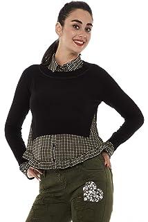 FemmeVêtements Et 8m0835at68 Patrizia Pepe Jersey myOvNPnw80