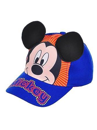 Amazon.com  Disney Mickey Mouse Baseball Cap 2fb898b7c92