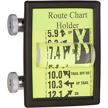 Amazon com enduro dual sport route chart holder roll sheet includes