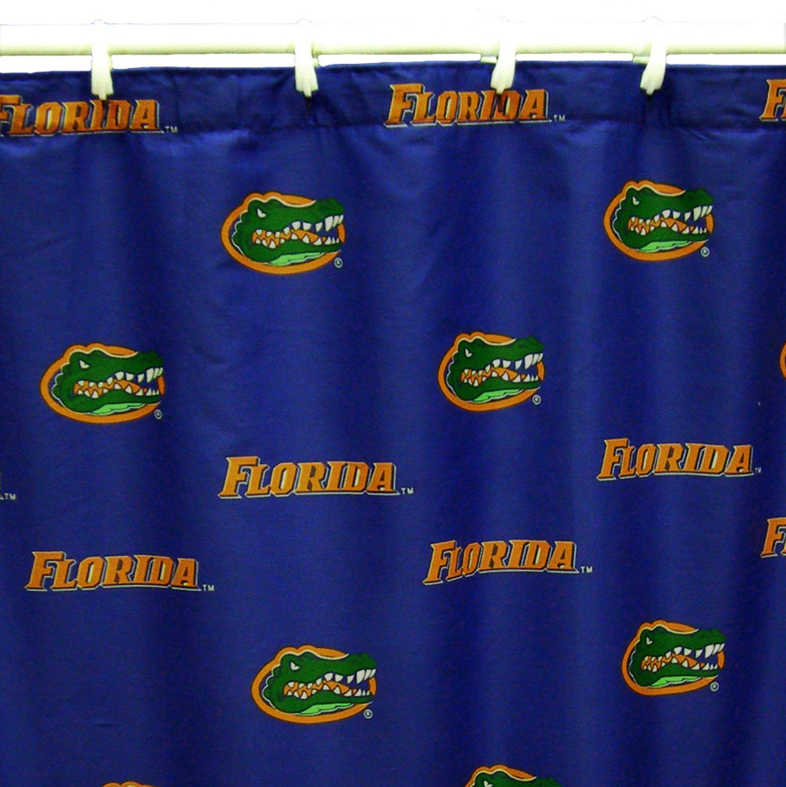 College Covers Shower Curtain Cover, 70'' x 72'', Florida Gators by College Covers