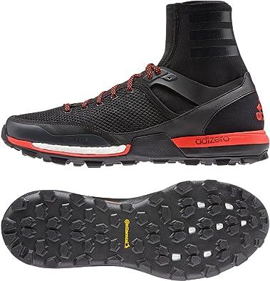 adidas - Chaussures Homme - Adizero XT Boost M Noir/Orange - Pointures: 43 1/3: Amazon.es: Deportes y aire libre