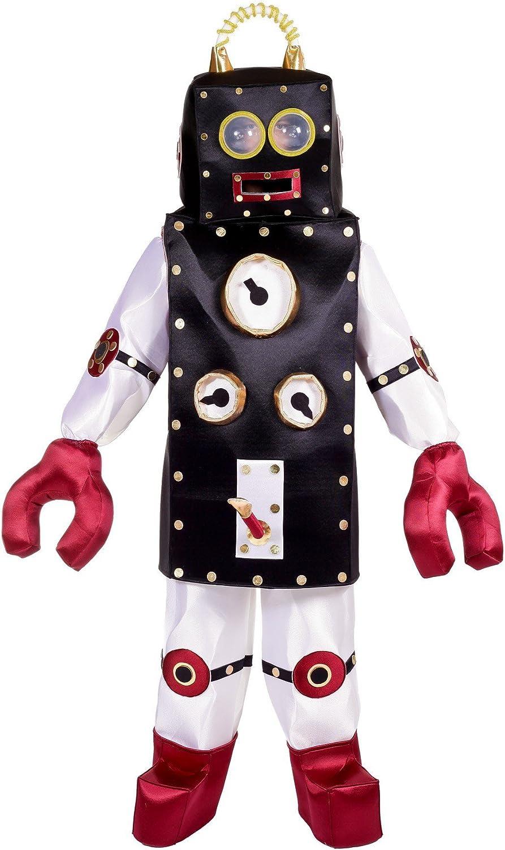 DISFRAZ ROBOT CHICO - ÚNICA: Amazon.es: Juguetes y juegos