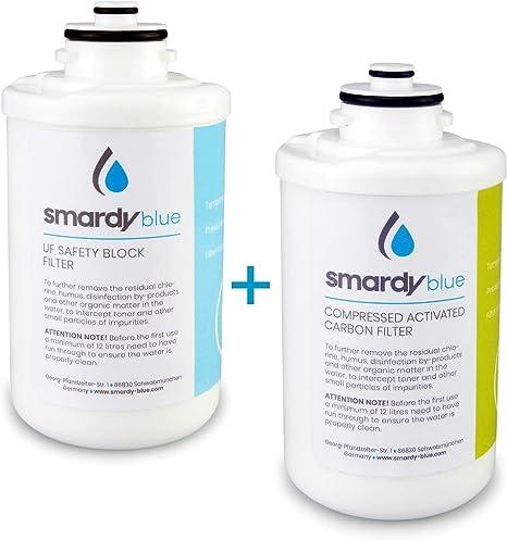 smardy CO2 Druckminderer f/ür CO2 Flaschen ab 2kg und mehr
