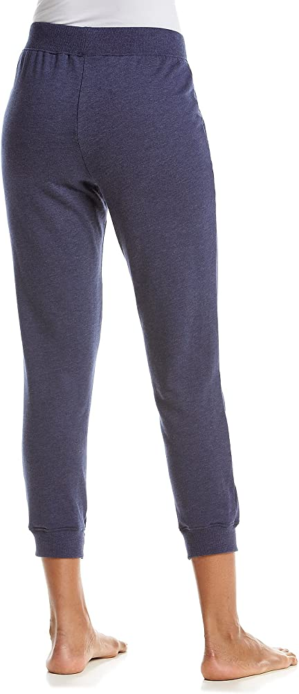 Calvin Klein de las Mujeres francés Terry Pantalones de Pijama ...