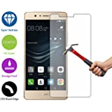 Para Huawei P9 lite (5,2 pulgadas) Protector de Pantalla ZeWoo® Cristal Vidrio Templado Premium (9H *2.5D, 0,33mm)