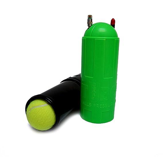 TUBOX4 presurizador de Bolas (Verde)+ Bomba de Aire: Amazon ...