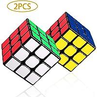 LOVEXIU Cubo Magico 3x3x3, Cubo 3x3 2 PCS