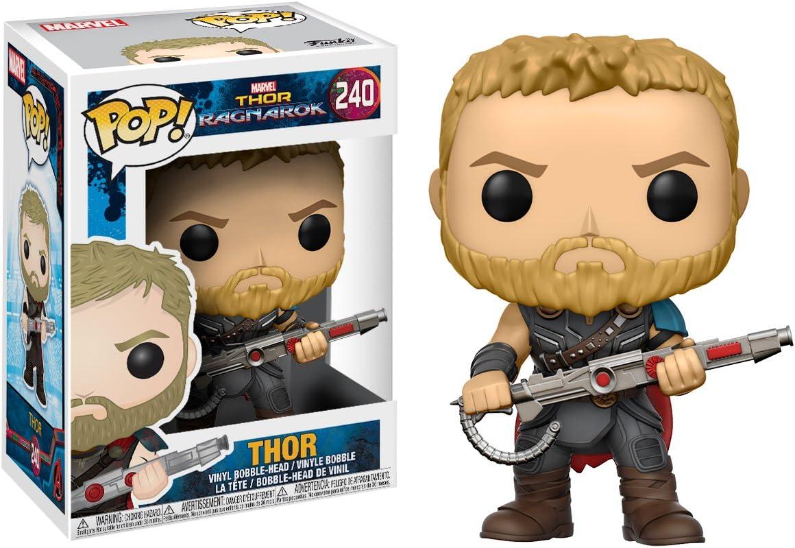 Marvel 13763 Heroes Funko Pop Vinyl Bobble Ragnarok Thor