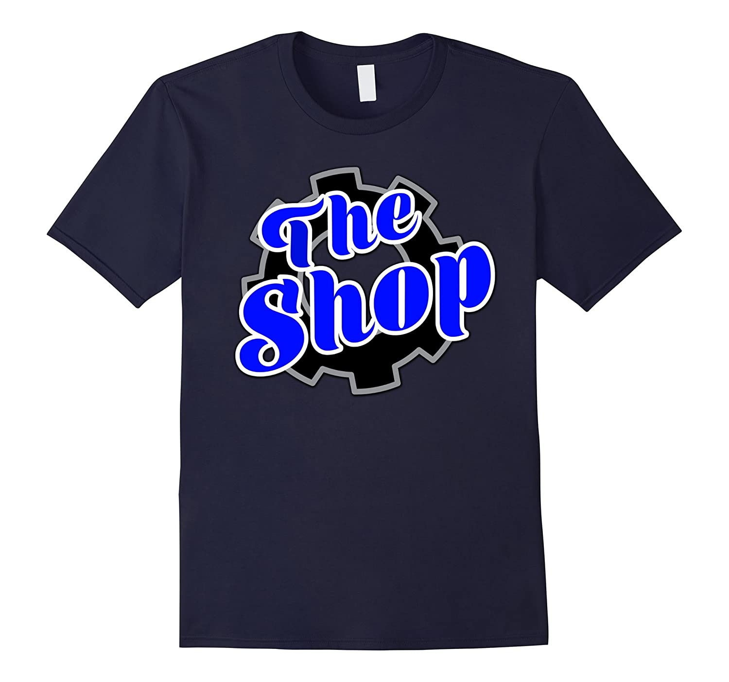 The Shop The Official T-shirt-Vaci