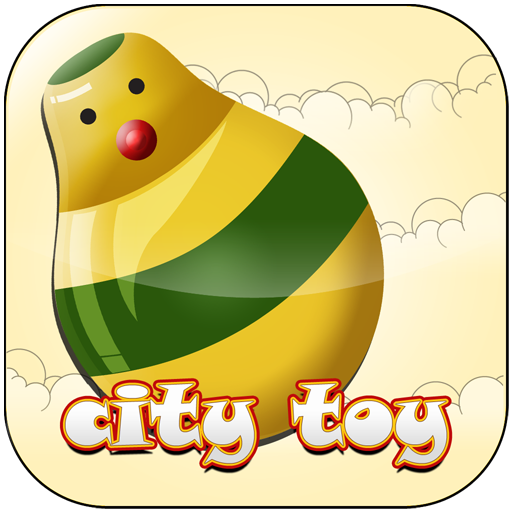 City Toy Memory Match Game for Kids: Link and Match Game app for Toddlers and kids to improve motor skils