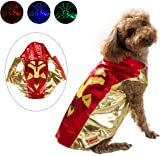 Pawow Pet Halloween Costume for Puppy Doggie - Iron Man and Tiger for All Sized Dogs  sc 1 st  Amazon.com & Amazon.com : Amazing Pet Products 54936 Tiger Wannabe Dog Coat X ...