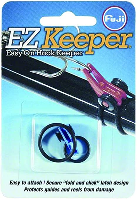 8415 Fuji MHKM Adjustable Plastic Hook Keeper SB