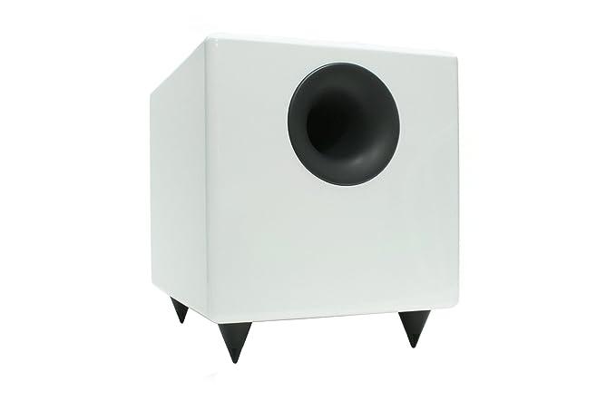 2 opinioni per Audio Engine S8- Cassa acustica, colore: Bianco laccato