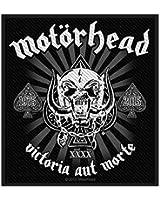 Motorhead Victoria Aut Morte 2015 Patch