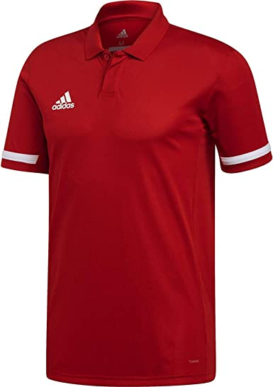 adidas T19 M Polo Shirt, Hombre: Amazon.es: Ropa y accesorios