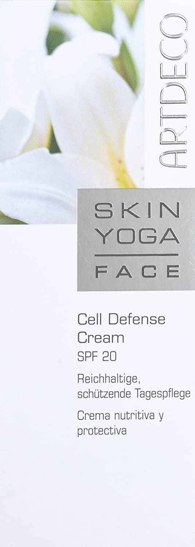 Artdeco Yoga Piel femme Face/mujeres, Self Defense Cream SPF ...