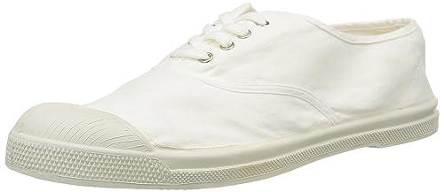 Bensimon Tennis - Zapatillas de Deporte de Lona para Hombre Blanco Blanc (Blanc 101) 41: Amazon.es: Zapatos y complementos