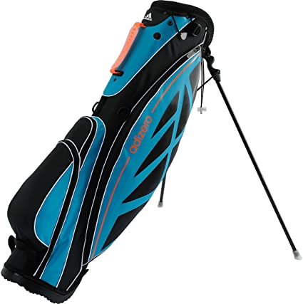 diferente a Dos grados sobras  Amazon.com: adidas – Adizero – Bolsa de palos de golf, Azul, talla única:  Sports & Outdoors