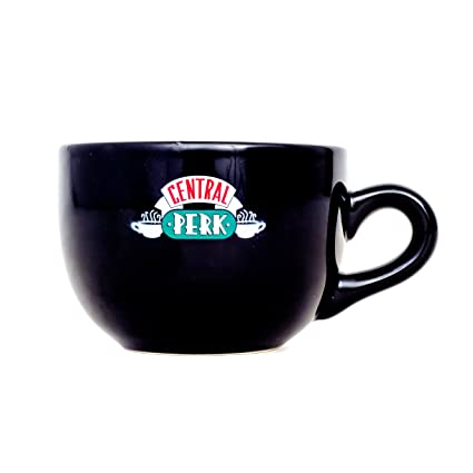 Central Perk Mug By Coffee Friends Nbc SVqpLMzjUG