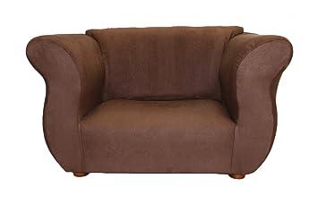 KEET Fancy Kid's Chair, Brown