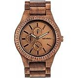 [ウィウッド]WEWOOD 腕時計 ウッド/木製 マルチファンクション KOS NUT BRONZE 9818135 メンズ 【正規輸入品】