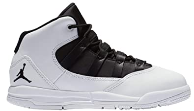 e4246915a3c Jordan Max Aura (ps) Little Kids Aq9216-100 Size 1 White Black