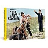 Meine Tage in gelben Socken: Handsigniert und nummeriert   Mit einem Vorwort von Uwe Tellkamp