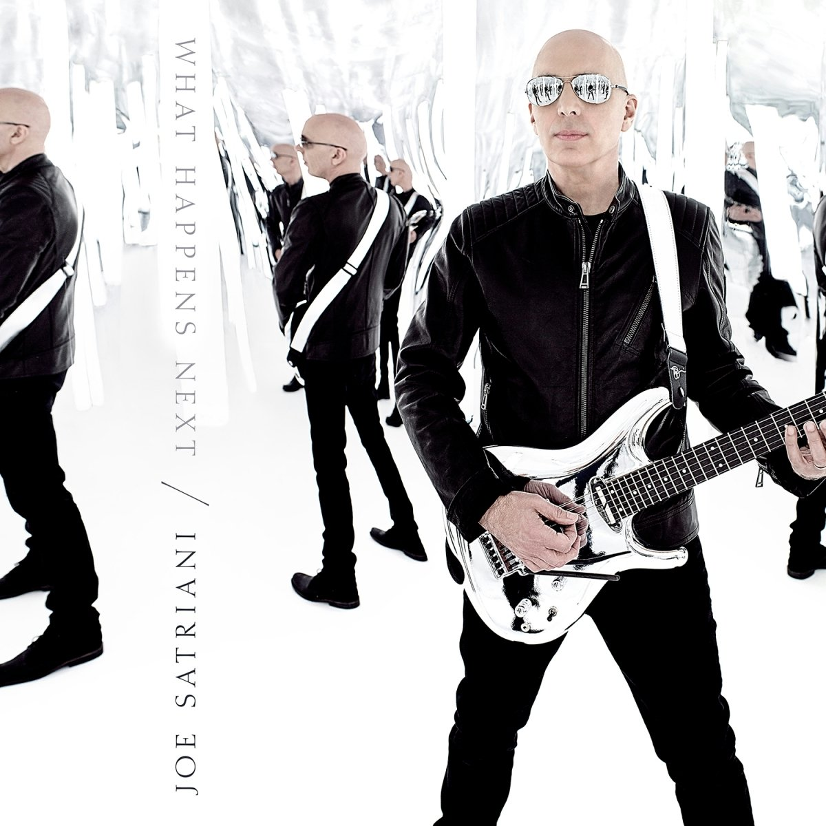 CD : Joe Satriani - What Happens Next (CD)