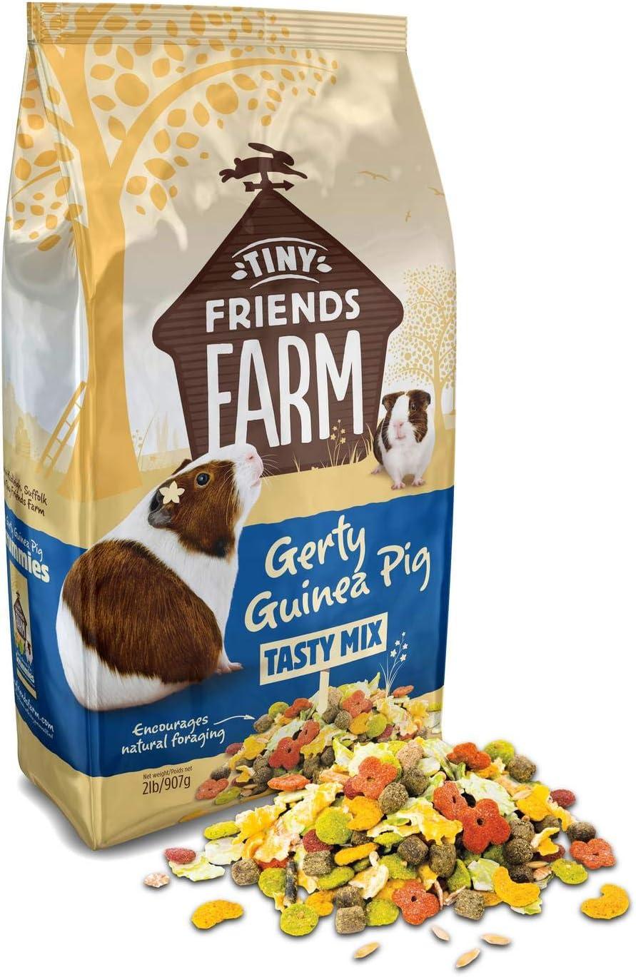 Supreme Tiny Friends Farm Gerty Guinea Pig Tasty Mix 2lbs